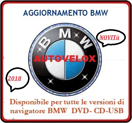 BMW CCC 2018 Professional Update DVD Europa Road Map (3 DVD )
