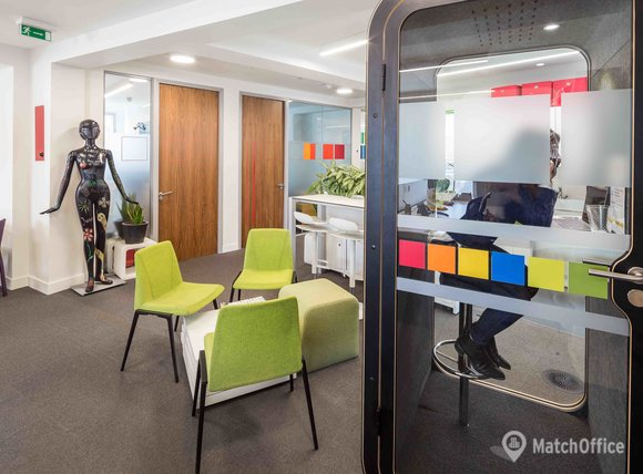 Coworking Rende (MatchOffice Italy) Ufficio 4