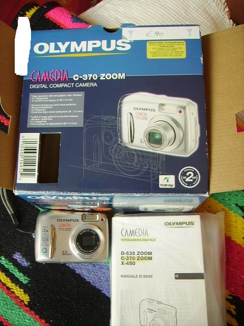 "Fotocamera digitale ""Olympus   Foto & Video 2"