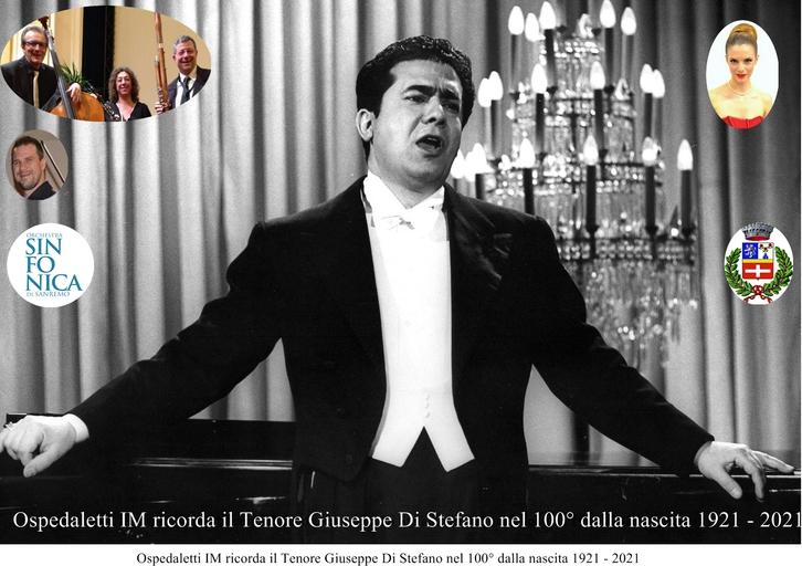 Giuseppe Di Stefano Tenore 100° Anniversario Altro 2