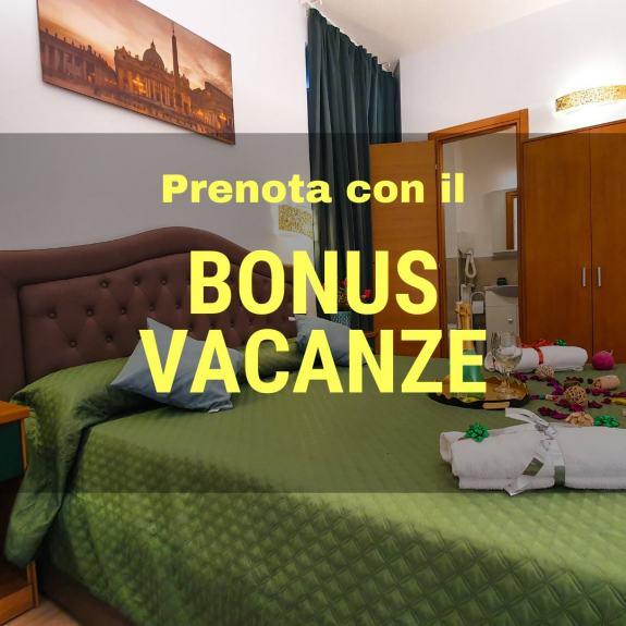 Hotel Accetta Bonus Vacanza Roma Immobili 2