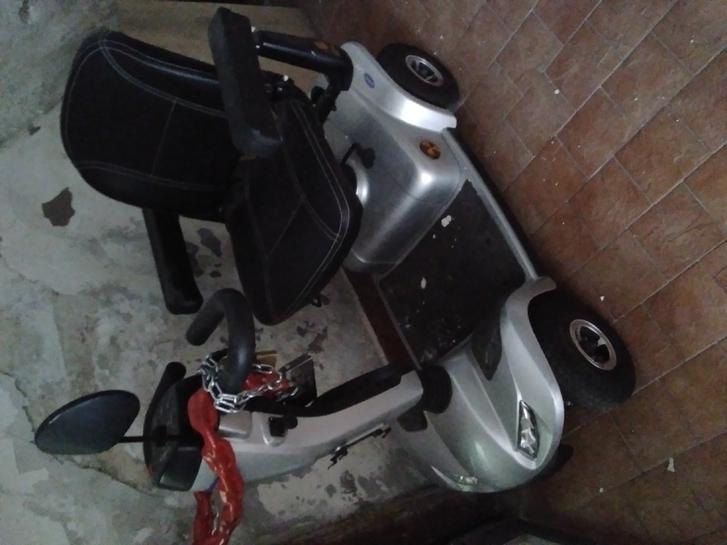 Motorino per disabili