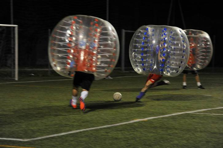 Noleggio e vendita Bumper Ball - Bubble Ball - Bubble Soccer Sport & Outdoor 3