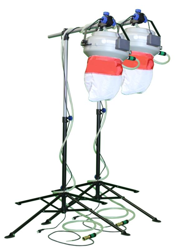 Noleggio piccolo generatore cannone schiuma party per piccoli party Bambini 3