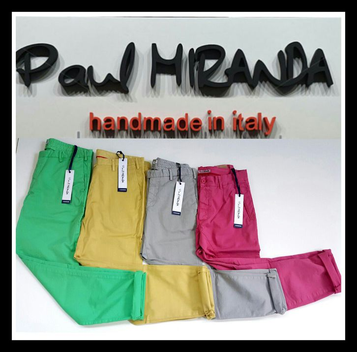 STOCK TOTAL LOOK PAUL MIRANDA Abbigliamento 2