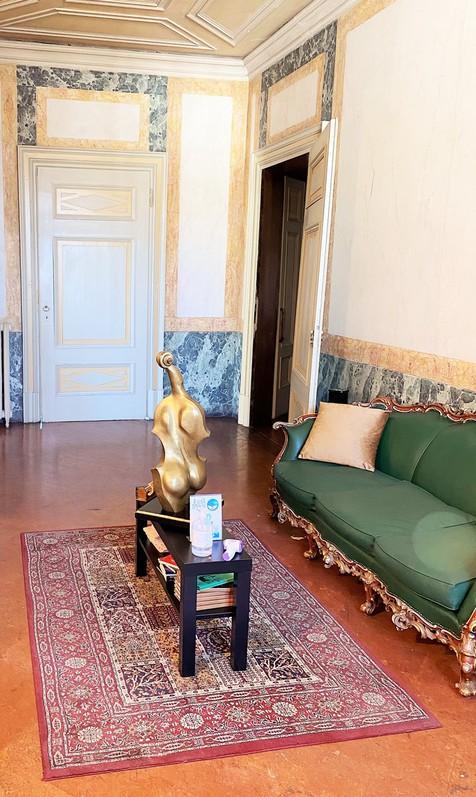 Sale riunioni al Liberty28 c/o Villa Moroni (Stezzano-Bg)