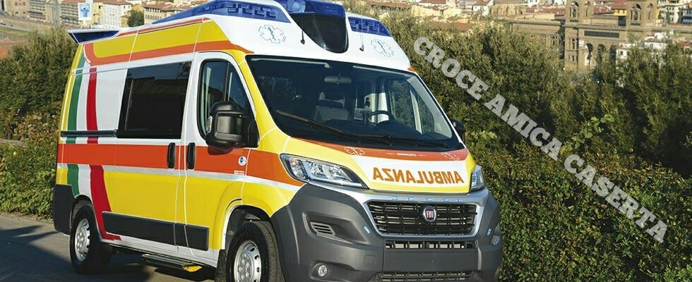 Servizio Ambulanze Caserta - CROCE AMICA