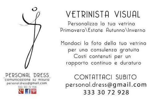 Vetrinista Visual Merchandising
