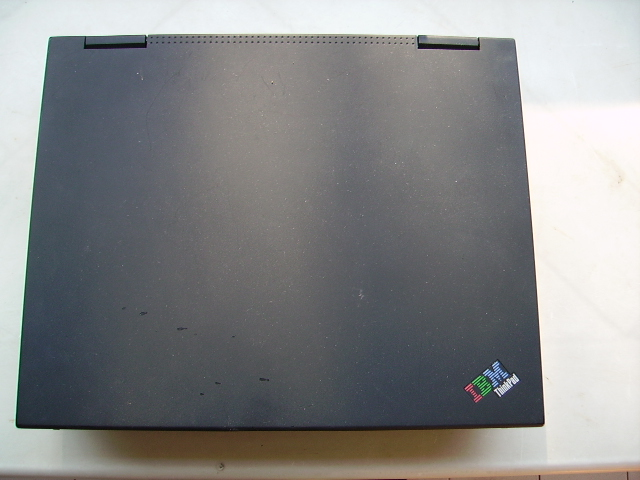 Vintage Computer IBM Thinkpad