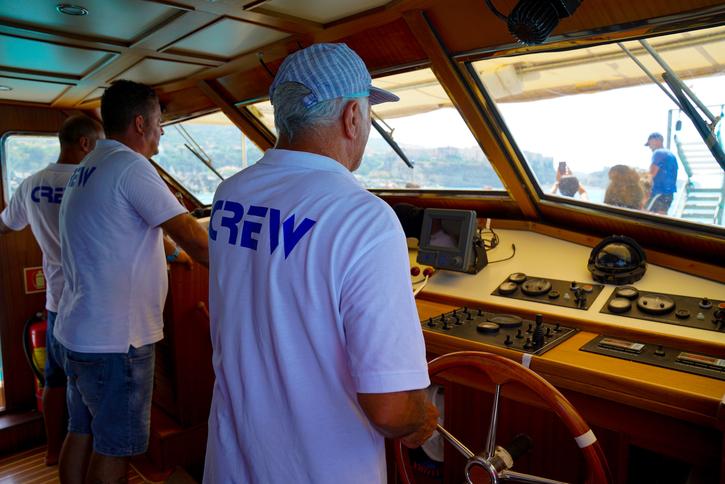 gita in barca a Tropea