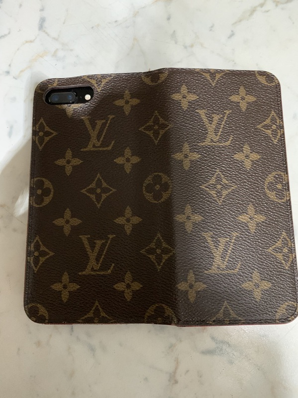iphone 7 plus con cover vuitton Telefono & Navigazione 3