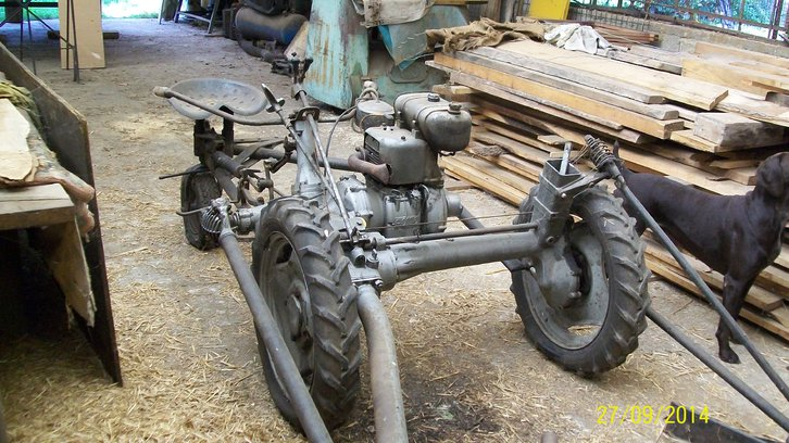 motofalciatrice B-C-S-