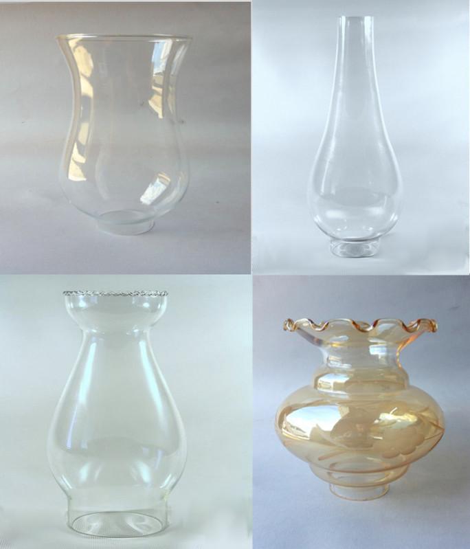 paralumi in vetro