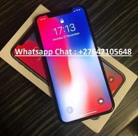 Apple iPhone X 64GB costo €445 e Apple iPhone X 256GB costo €500 ,  WhatsApp Chat:  +447451221931