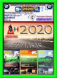 Aggiornamento Navigatori Mappa BMW 2020 Dvd Cd Usb Mappe Bmw Navigazione