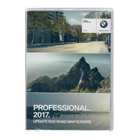 BMW CCC 2017 Professional Update DVD Europa Road Map (3 DVD )