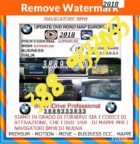 Dvd-cd-bmw-2018-navigazione-professional-high-business-usb