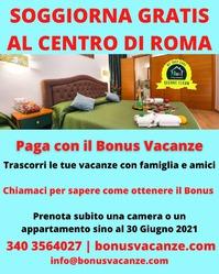 Hotel Accetta Bonus Vacanza Roma