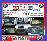 MAPPE BMW 2018 PROFESSIONAL-BUSINESS-HIGH-MOTION-PREMIUM- MOVE- ECC.. AUTOVELX- PREZZO 25 EURO