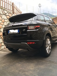 Suw Land Rover Evoque