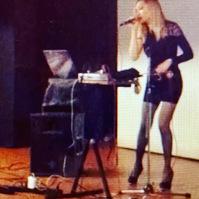 cantante donna