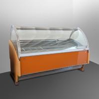 vetrina gelato